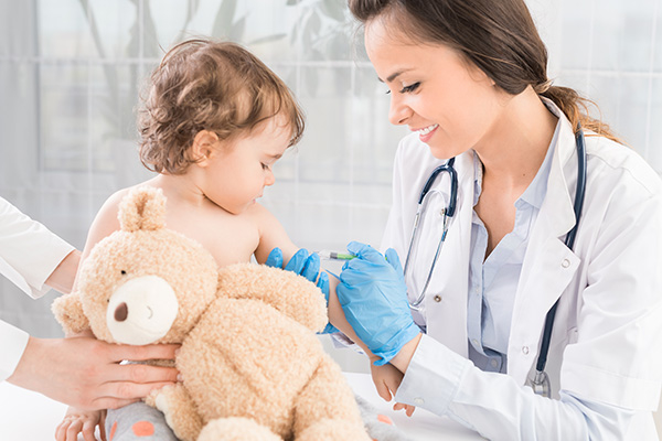 Flu vaccinations for children