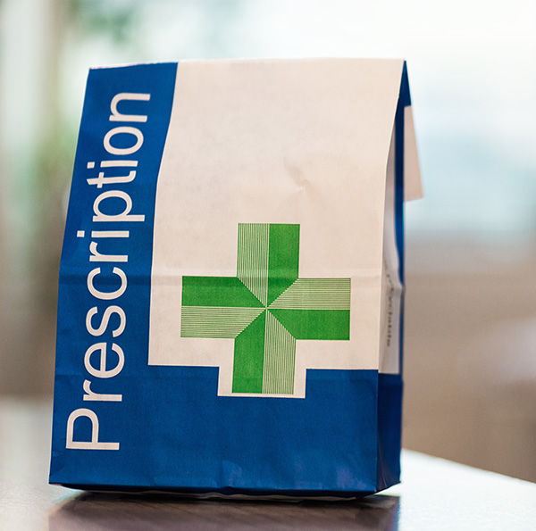 Repeat Prescription Image